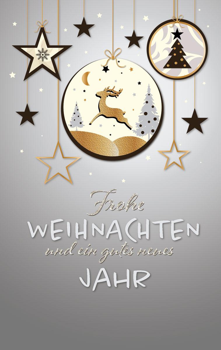 Weihnachtsdekor - Außergewöhnliche Weihnachtskarten für Firmen