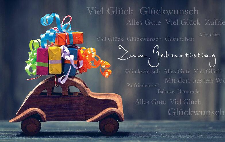Geburtstagskarten - Geburtstagskarten Kollektion 2019