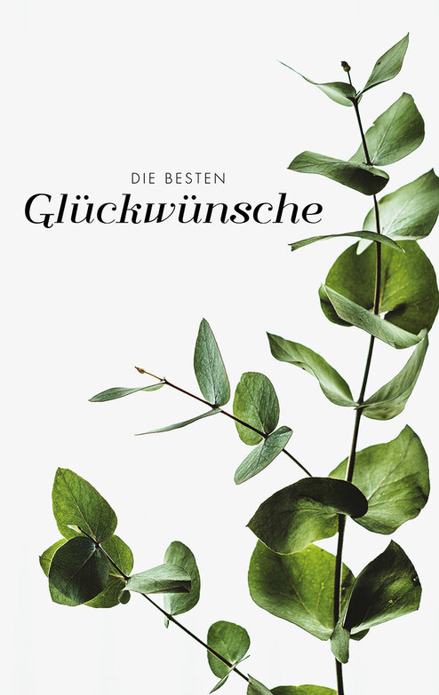Grußkarte: Greentime