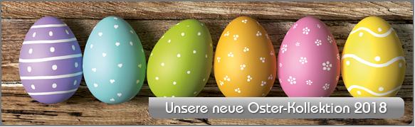 Neue Osterkarten Kollektion 2018