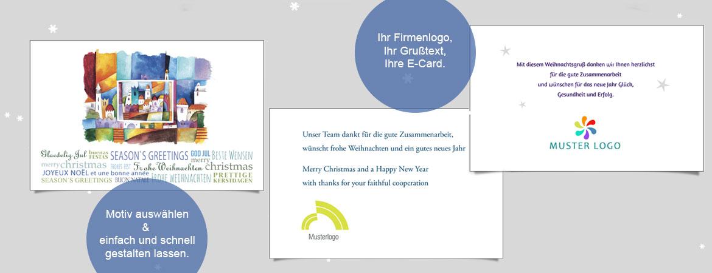 Card Verlag Weihnachtskarten.Stimmungsvolle E Cards Zu Weihnachten